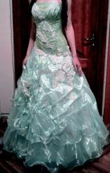 Продам выпускное платье Ледяная лилия
