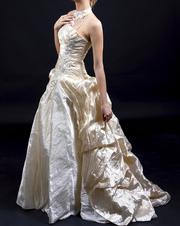Свадебное платье от модельера Светланы Лялиной