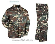 Пошив на заказ камуфляжная форма для кадетов, летняя и зимняя