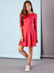 Продам платье цвет розовая фуксия от SinSay,  размер S