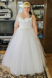 Свадебное платье Тина от Nina Kimoli