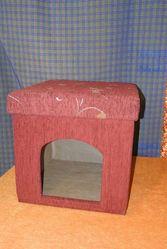 Изготовление пуфиков и стеновых панелей