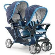 Коляска для двойни с 6 месяцев или детей-погодок Graco