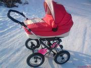 Продаю коляску    зима-лето производство Польша