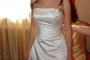 Эксклюзивное платье для миниатюрной невесты